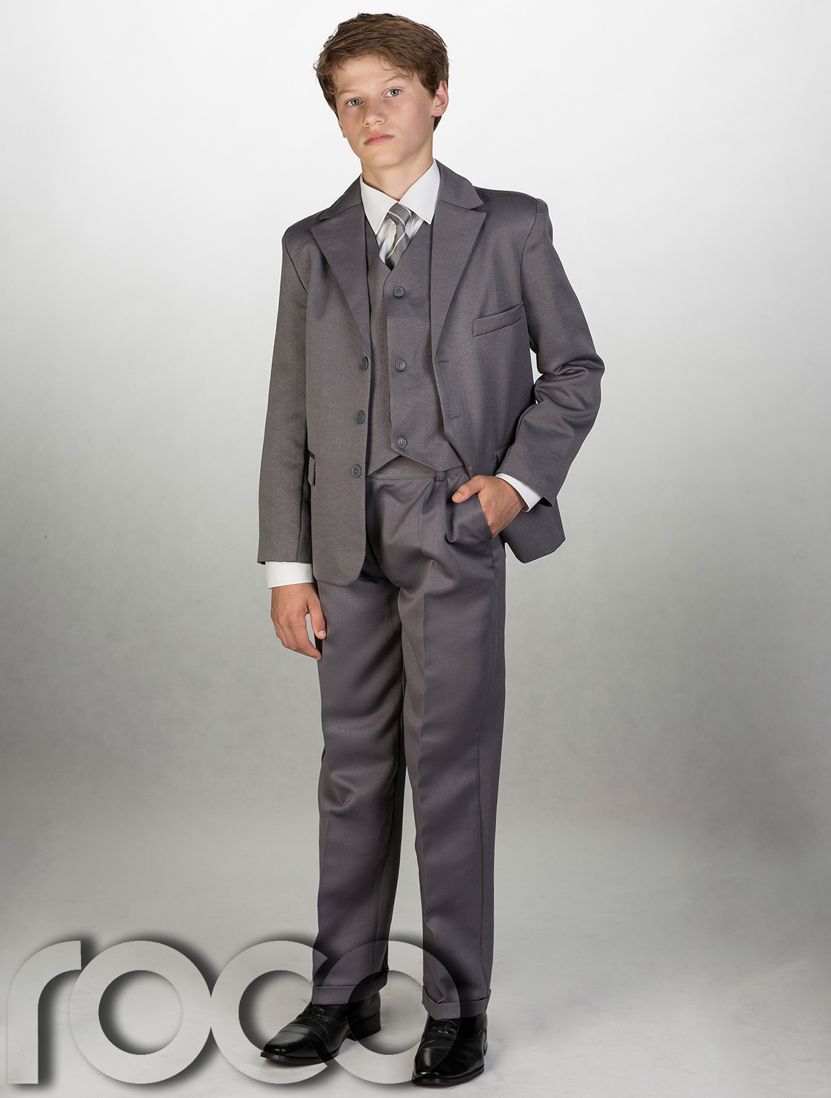 boys grey suit page boy outfits kids suits boys wedding