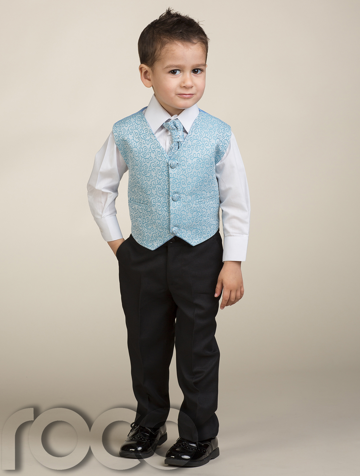 Boys waistcoat suit page boy suits prom suits boys for Boys dress clothes wedding