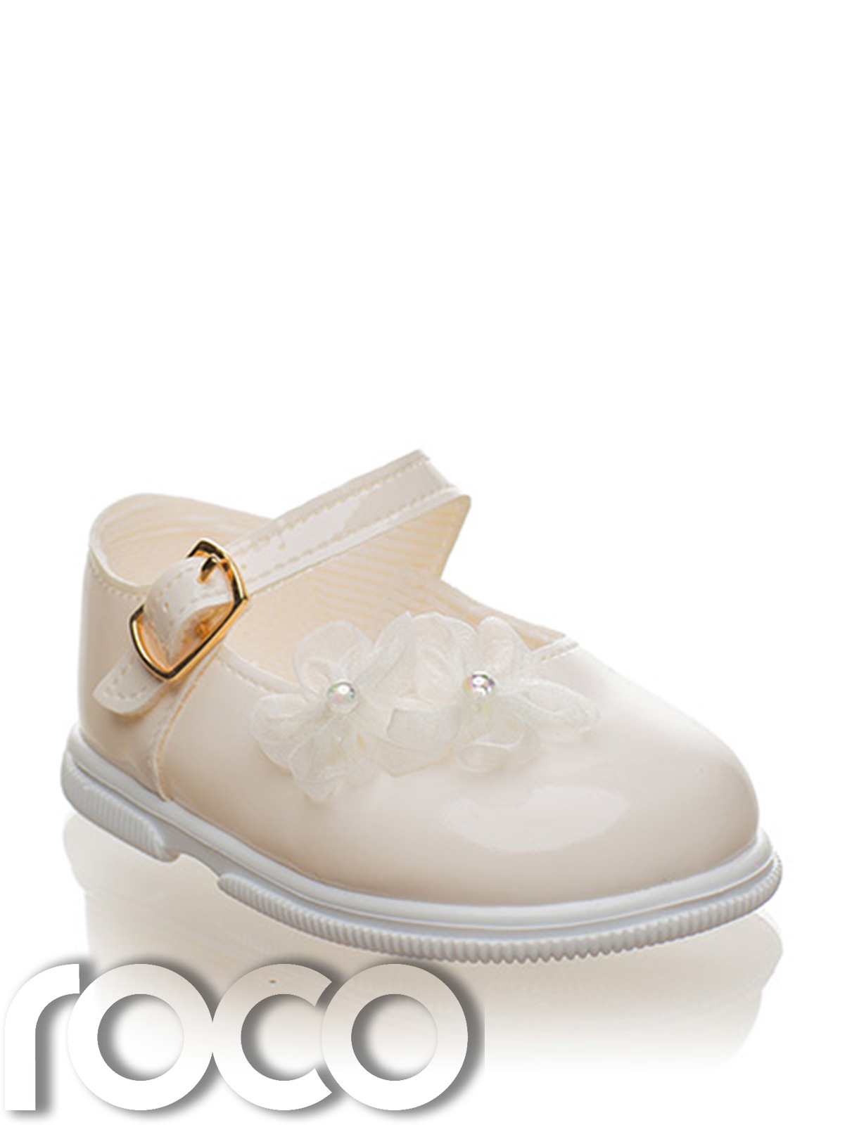 Girls Ivory Shoes Girls Bridesmaid Shoes Ivory Flower Girl ...