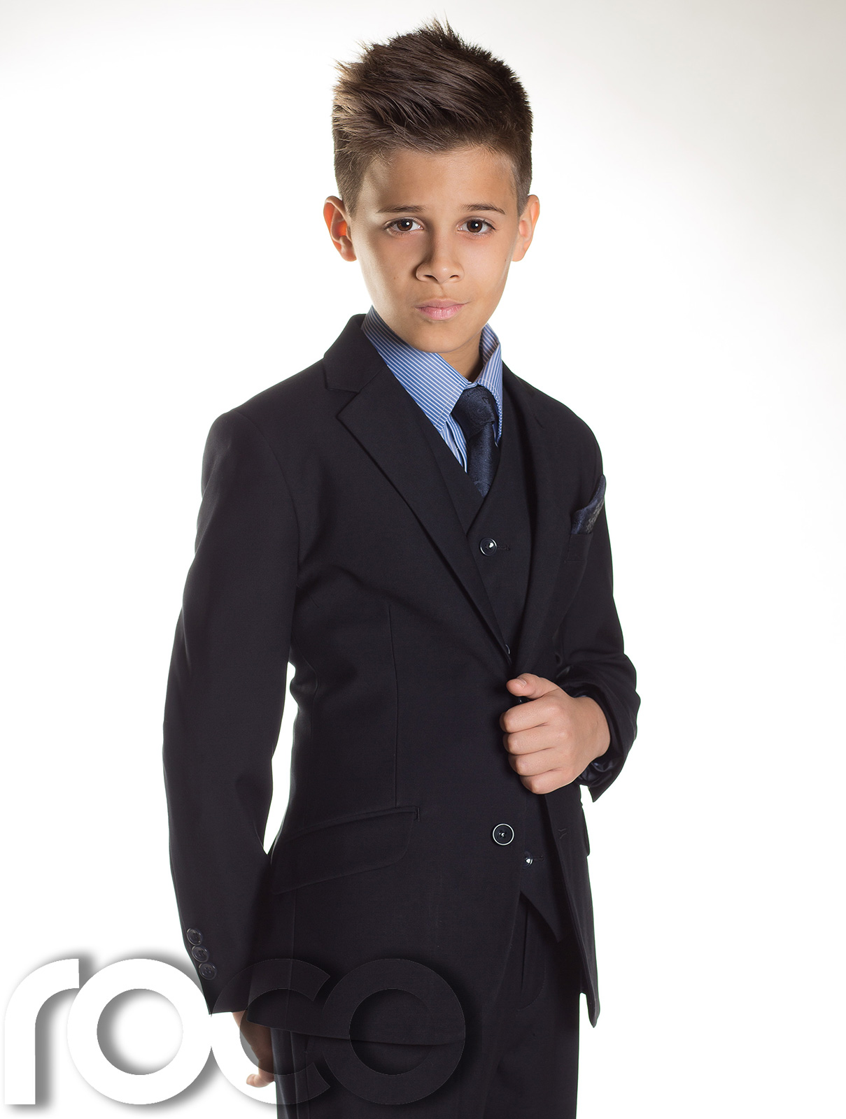 Buy Boys wedding suits from Occasion Wear for Kids. We have a full range of all colors boys wedding suits including 3 piece, 4 piece and 5 piece kids wedding suits. 4 piece and 5 piece boys wedding suits. Wedding is an occasion on which everybody wants to look handsome and charming. The next thing that comes in mind is the quality of.