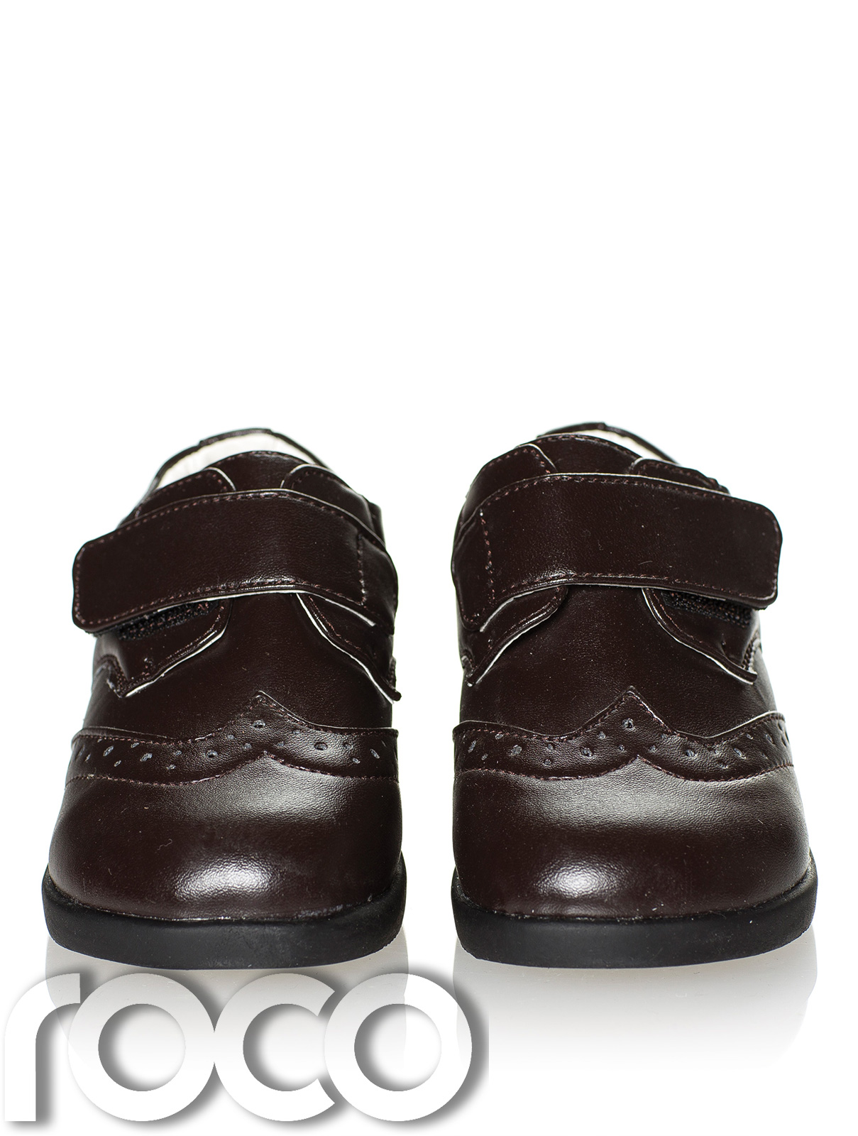boys brown brogue shoes boys formal shoes page boy