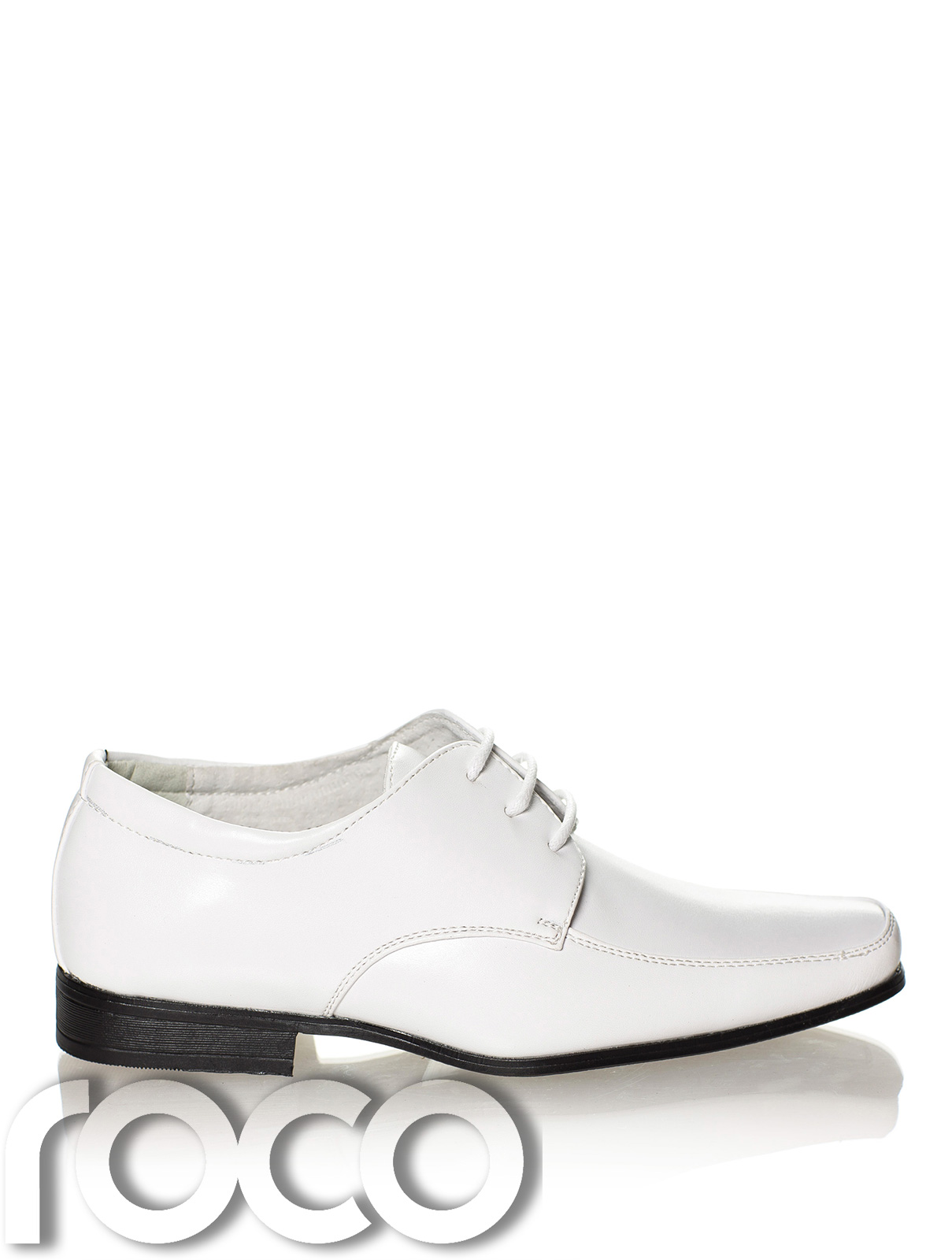 Boys White Shoes, Prom Shoes, Page Boys Shoes, Formal ...