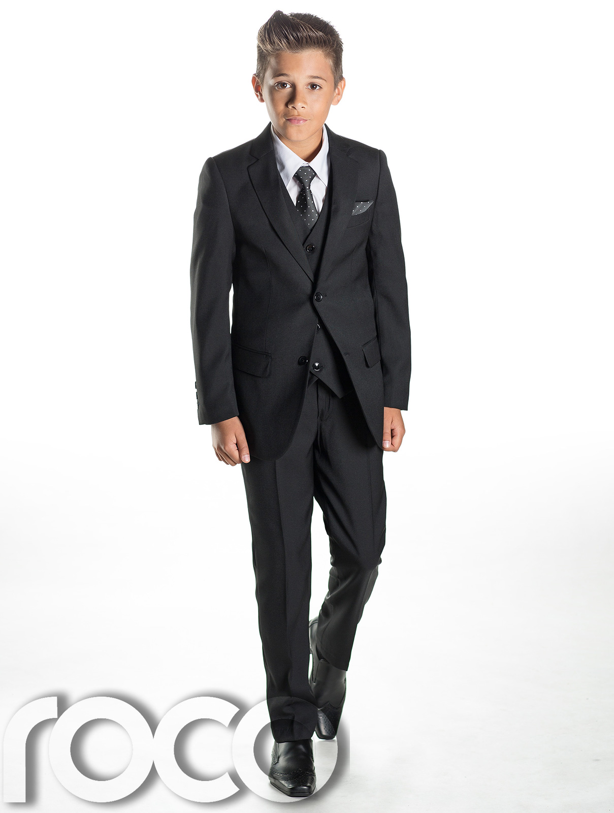 Boys Black Suit, Page Boy Suits, Slim Fit Suit, Prom Suits, Boys
