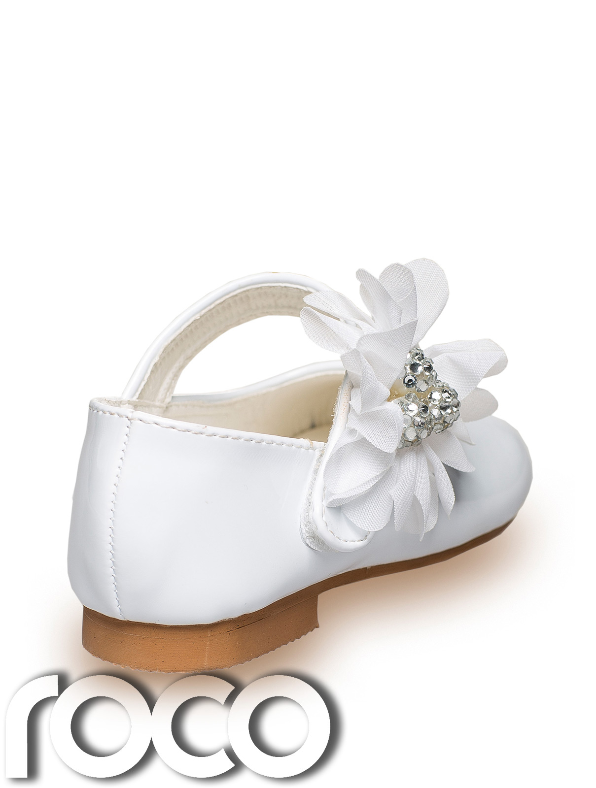 Baby Girls Ivory Flower Girl Shoes, Baby Girls Ivory ...