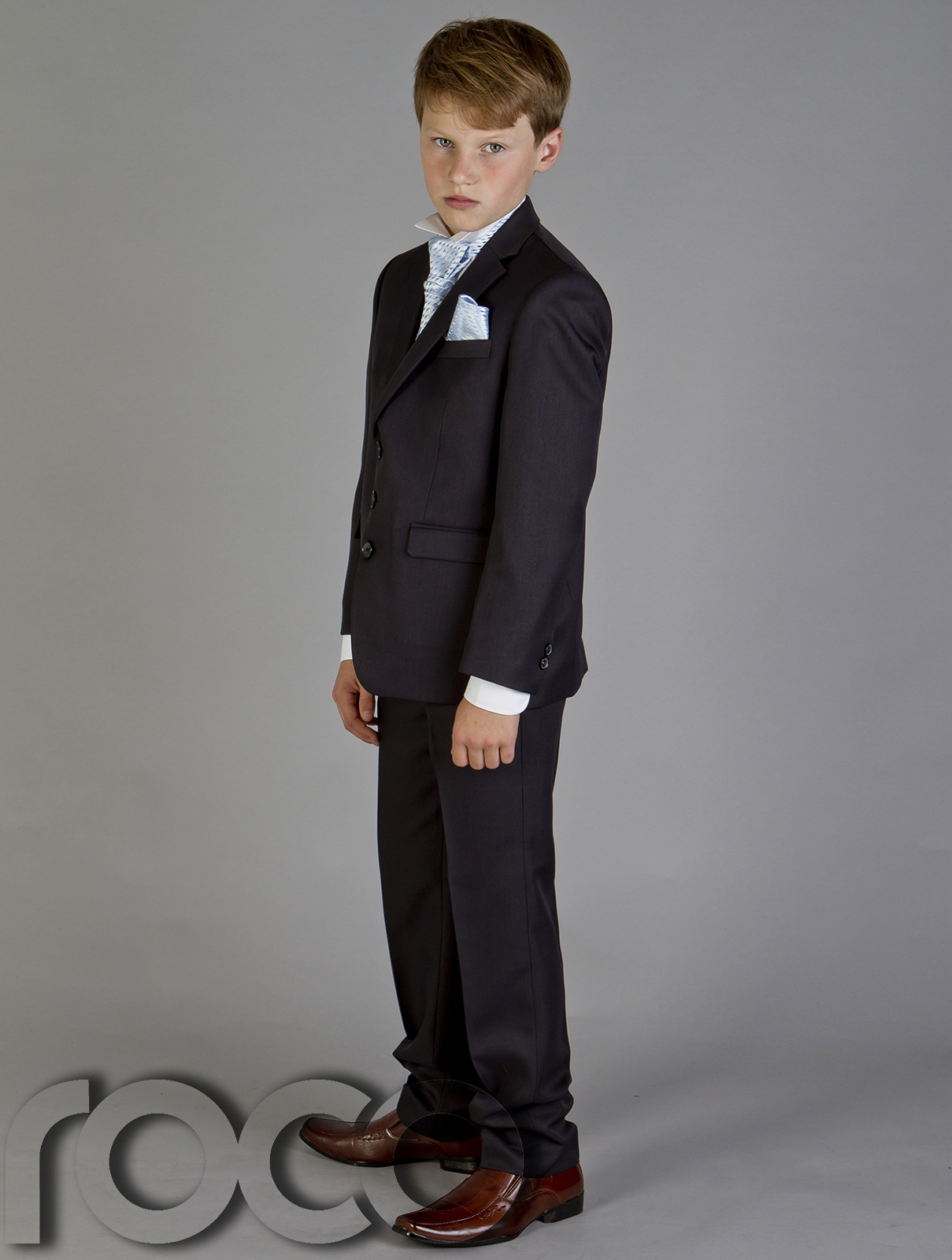 PAGEBOY OUTFITS FOR WEDDING NAVY BLUE SUIT AGE 6M-16 YRS ...