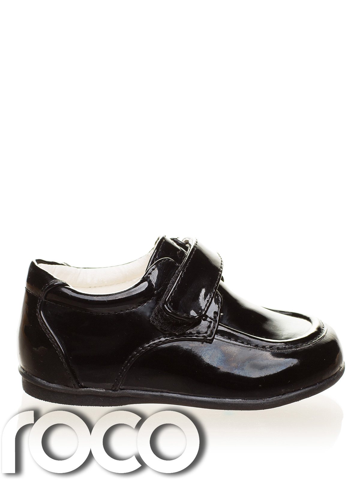 Toddler Black Shoes, Boys Black Wedding Shoes, Page Boy