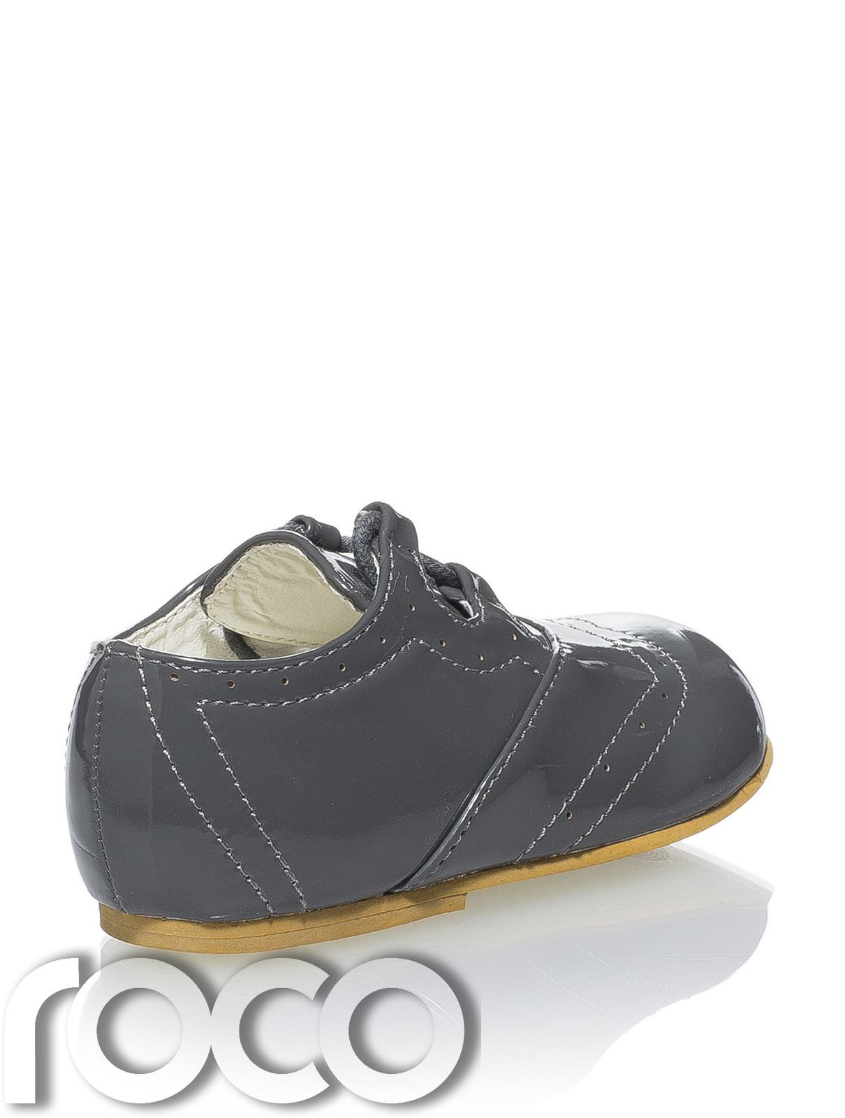 Baby Boys Grey Shoes, Baby Page Boy Shoes, Toddler Shoes ...