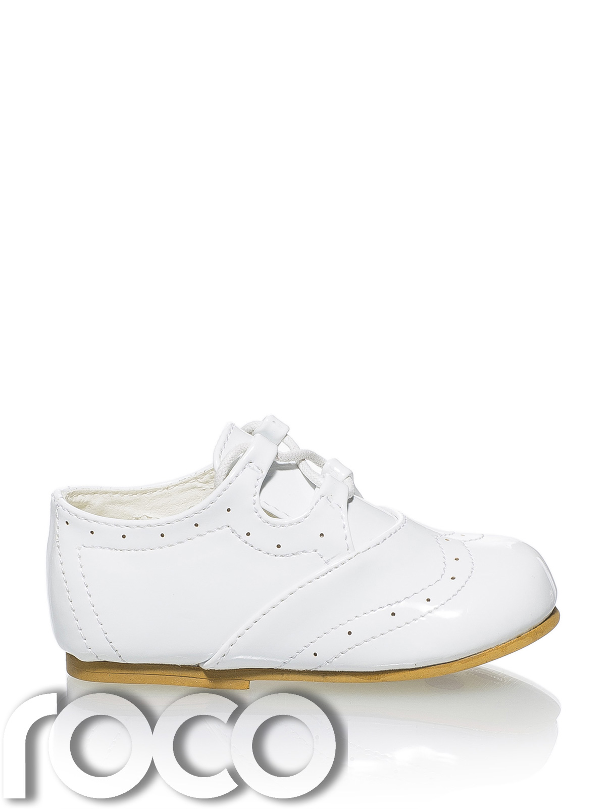Baby Boys White Shoes, Baby Boys Christening Shoes