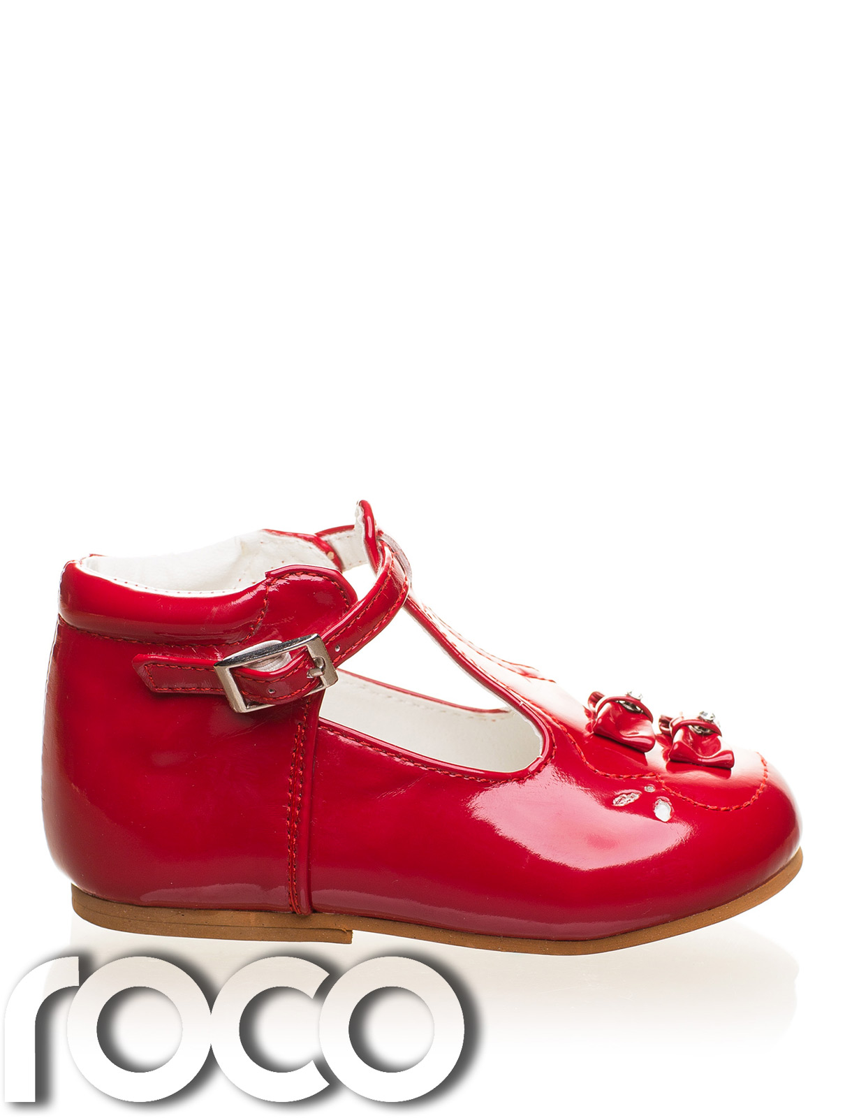 Girls Red Shoes Girls Party Shoes Bridesmaid Shoes Girls Wedding Shoes