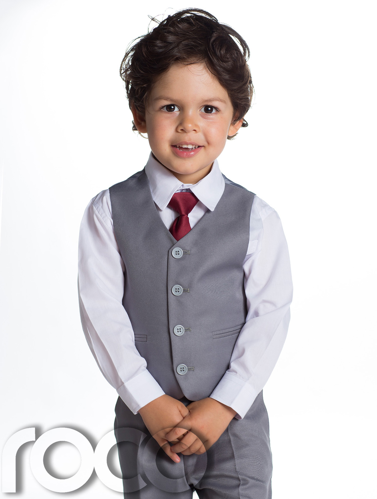 Lauren Madison has christening suits for baby boys that will have your little one looking elegant for that once in a lifetime event. When it's time to dress up your little boy, show him the choices in boys' dress suits.