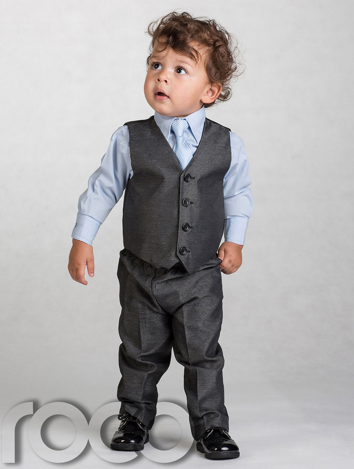 AFT Kids Light Grey Slim Fit Suit by AFT. Sold by rusticzcountrysstylexhomedecor.tk $ Black n Bianco Boys' Signature Slim Suit in Light Gray Complete Set. Sold by House Bianco. $ $ - $ Black N Bianco Boys Light Gray Suit Five Piece Set Complete Outfit (5) Sold by House Bianco.