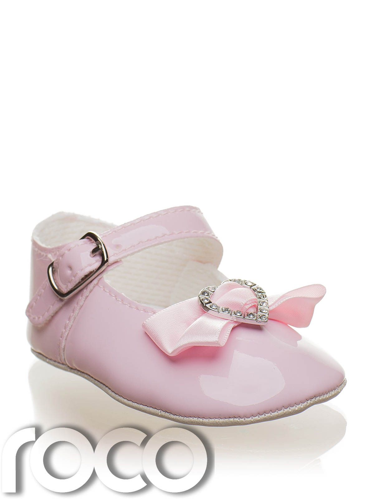 Baby Girls Pink Flower Girl Shoes Baby Girls Pink Shoes Toddlers
