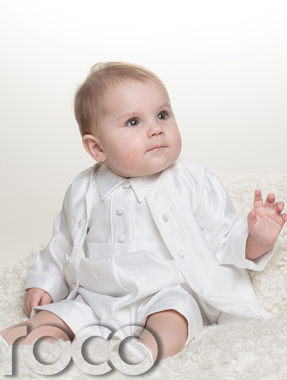 White Christening Outfits for Boys, Baby boys christening ...