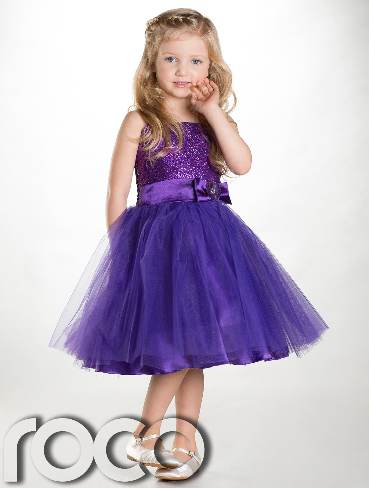 Girls Purple Dress, Bridesmaid Dresses, Girls Party Dress ...