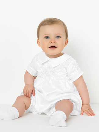 Baby Boys Romper Suits, Boys Christening Outfits, Boys ...