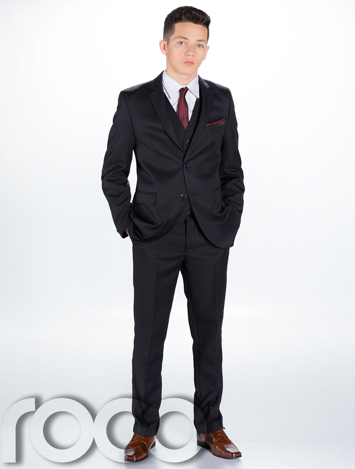 Boys Wedding Suit In Navy, Page Boy Suits, Prom Suits | eBay