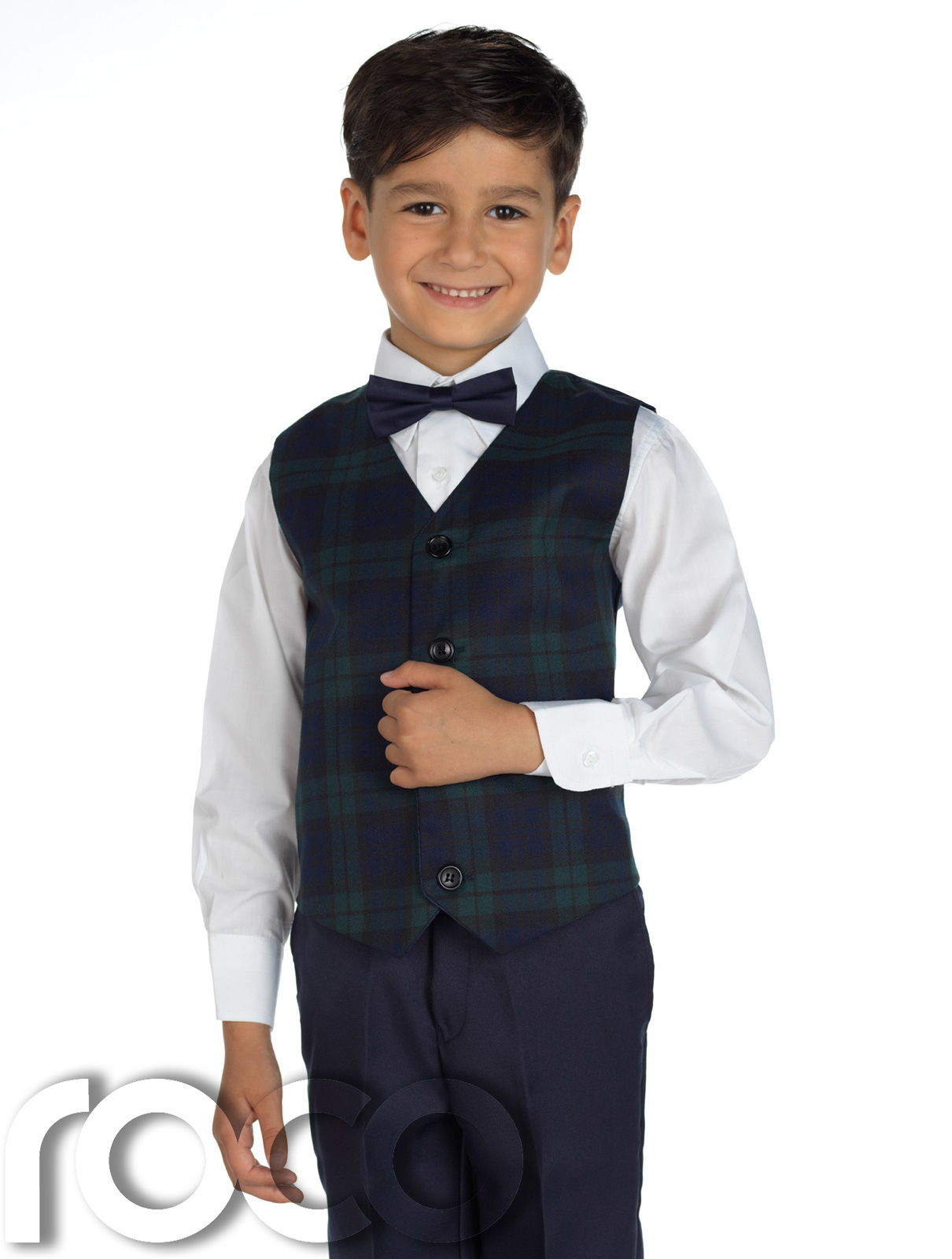 9263ae9a617 Details about Boys Waistcoat Suit